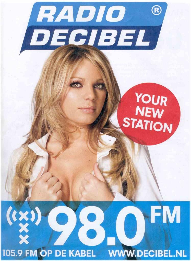 Radio Decibel print